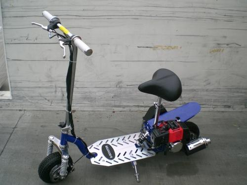 Scooter With Seat >> Wholesale 43cc Goped Basic Transportation