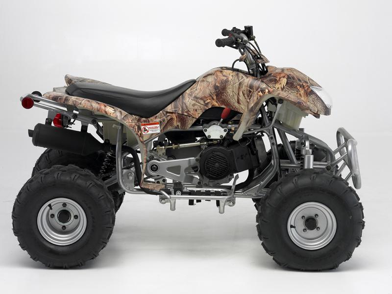 Hensim 150cc Sport Atv Macromover Dealer