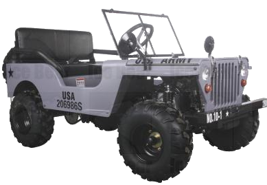 Kids gas powered                 Jeep