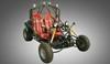 150GKA-2  150cc Go Kart
