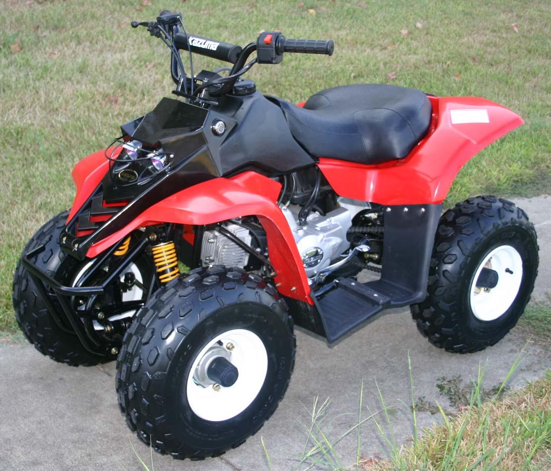 Kazuma lacoste 110cc atv for Yamaha 110 atv for sale