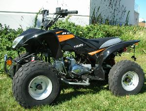 KC,Powersports,110cc,ATV,Menace