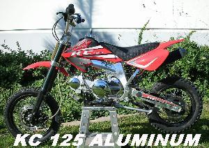 KC, Powersports, 125cc, Aluminum, Dirtbike