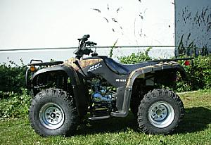 KC, Powersports, 200cc, ATV