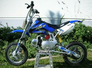Kyak,110cc, Dirtbike