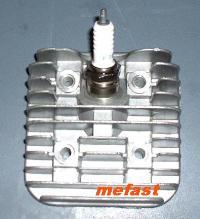 Tigmax ADC12 Cylinder Head mefast