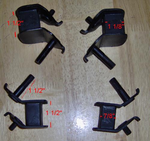 Engine / Gen Set mount