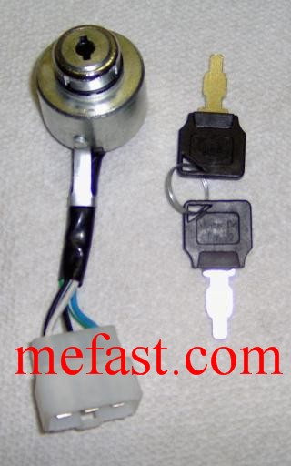 Generator Key Switch