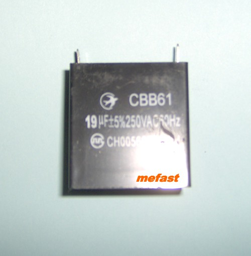 CBB61 19uF 250 VAC