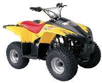 Lifan A5 50cc ATV mefast