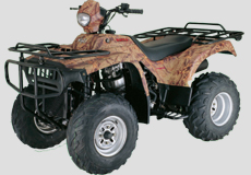 250cc Water Cooled ATV Lifan LF250ST-2