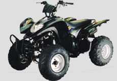 LF250ST-5 Water Cooled 250cc Atv