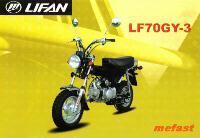 LF70GY-3 Dirtbike mefast