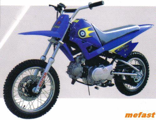 70cc Dirtbike