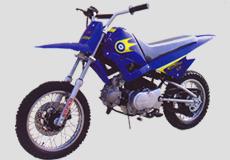 70cc Dirtbike LF70GY-4A