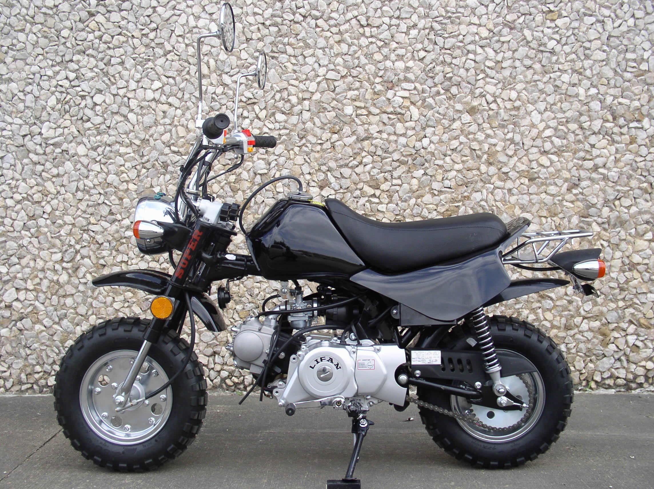 Lf Qgy on Hydraulic Brake