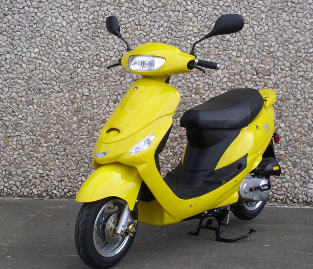 Lifan LF50QT-2A 50cc Four stroke scooter moped