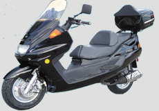 LF150T-5 150cc Scooter