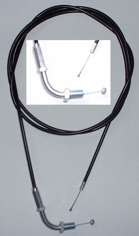 Mini Harley Throttle Cable