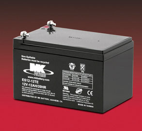 ES12-12TE 12 Volt Battery
