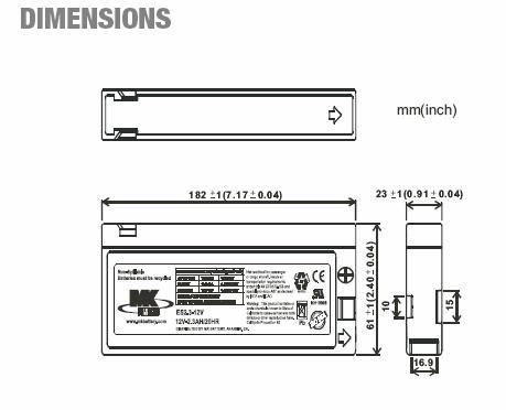 ES2.3-12 Battery