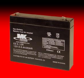 ES3-12R 12 Volt Battery
