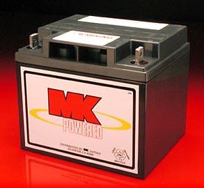 MK ES40-12 12 Volt Battery