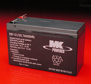 ES7-12 12volt 7ah battery