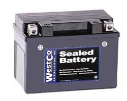 12 Volt 9 Amp Battery