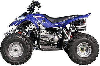 150cc ATV RTQ-150