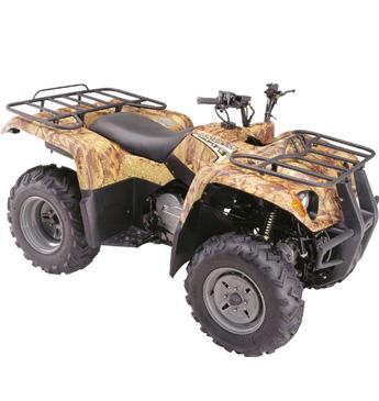 400cc 4Wd ATV