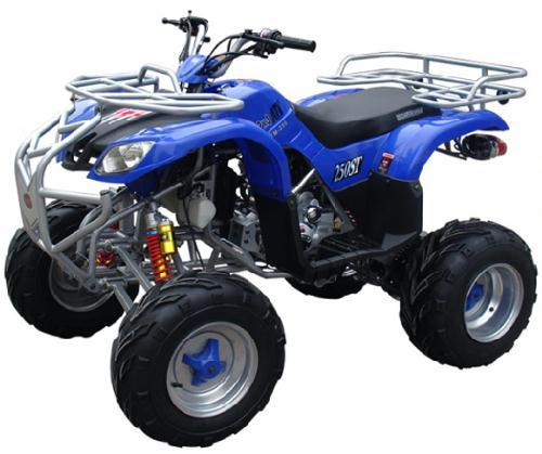 ATV-56 250cc Water Cooled