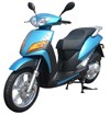 150cc Moped TPGS-828 Big Wheel