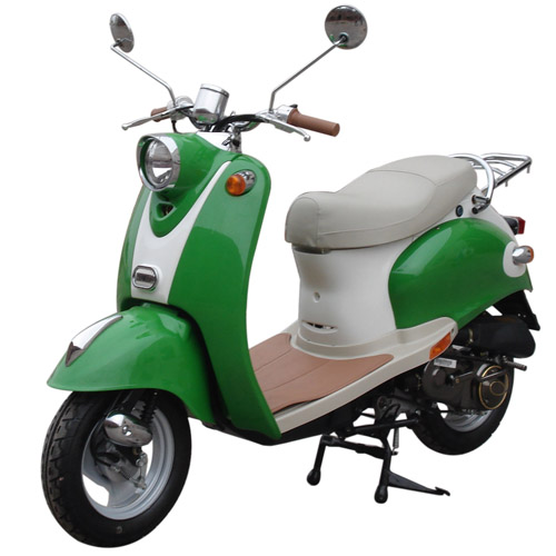 retro style 50cc scooter tpgs 803 50cc. Black Bedroom Furniture Sets. Home Design Ideas