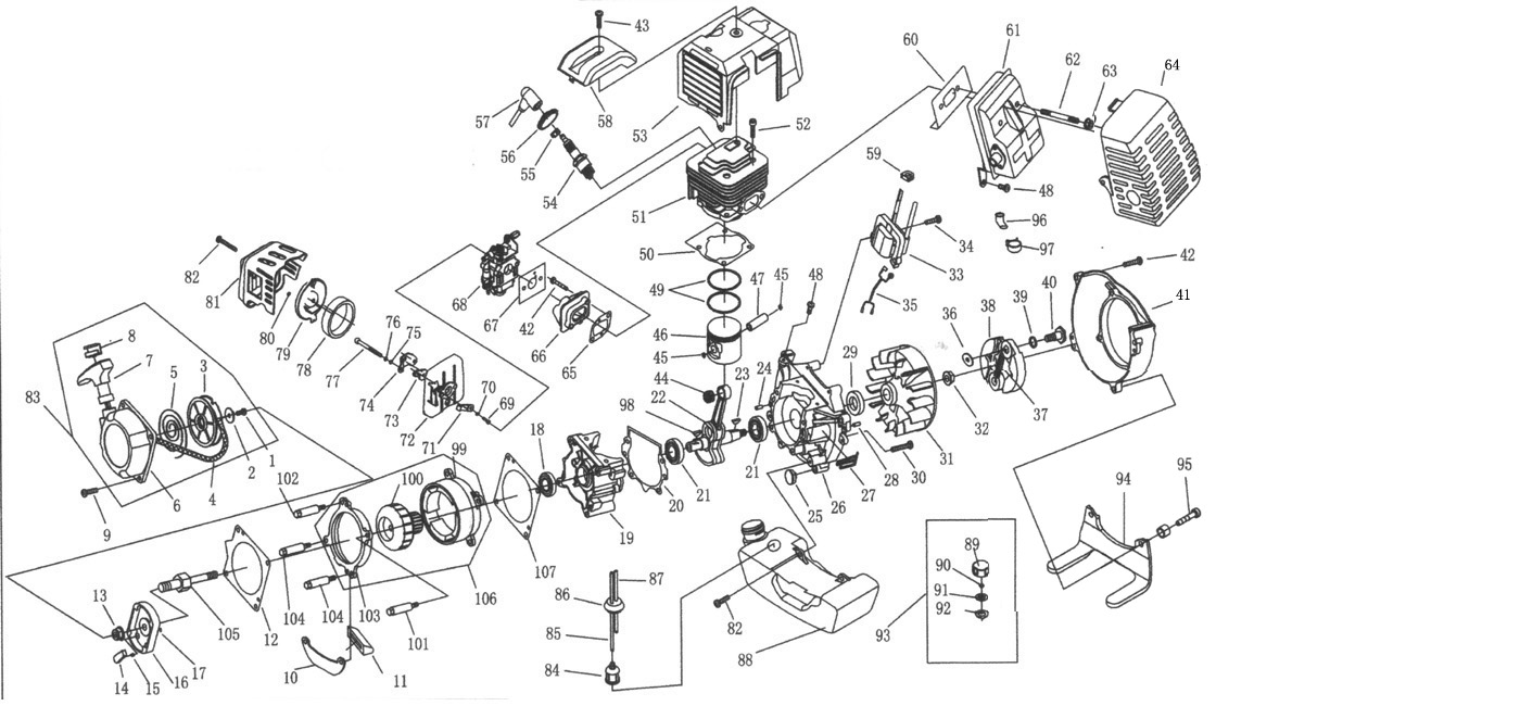 Mini Chopper Wiring Diagram Engine Library Razor Pocket Bike 49cc 2 Stroke Starter Solenoid Get