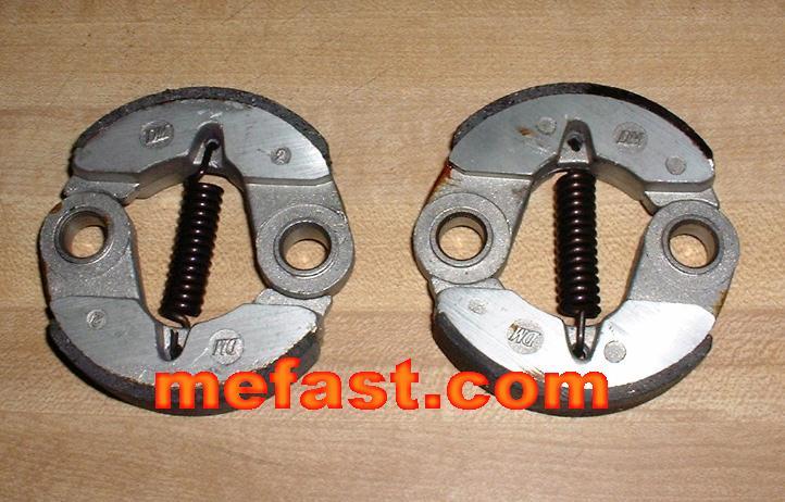 2 stroke 49cc Clutch