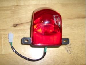 Chopper Tail light