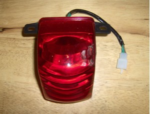 Mortorcyle Taillight