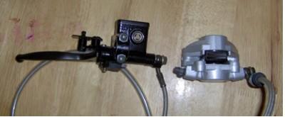 ATV Brake system