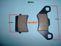 Brake pad BP86