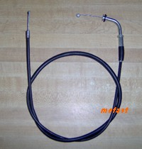 Enduro throttle cable