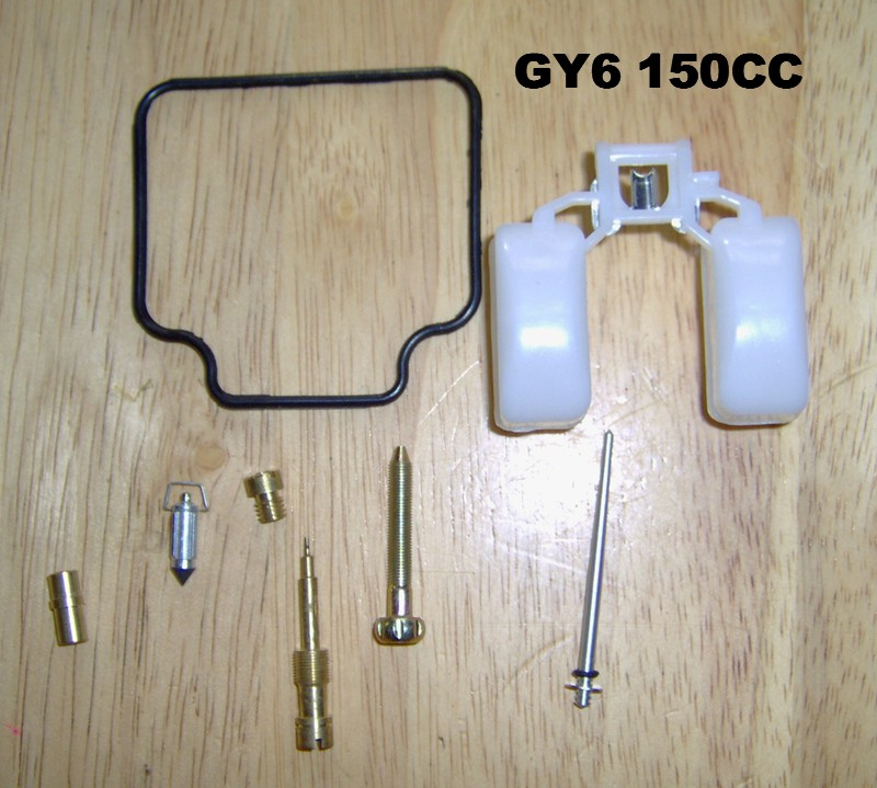 GY6 Carburetor rebuild kit