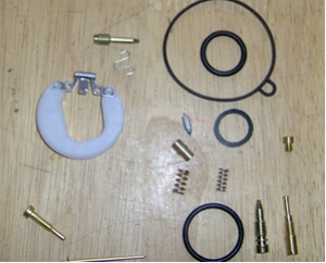 PZ19 Carburetor Rebuild Kit