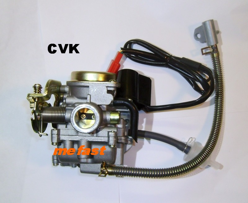 Taotao 50cc Scooter Carburetor