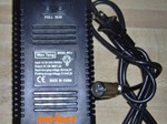 24 Volt charger XLR connect