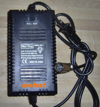 XLR Charger