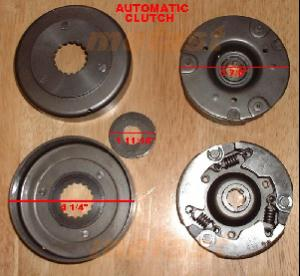 50cc Automatic Clutch