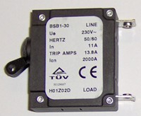 Baishibao Generator Circuit Breaker 13.8 A