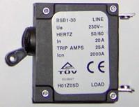 25 Amp  Generator Circuit breaker