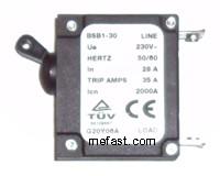 Generator Circuit 28A 35 Trip Amps